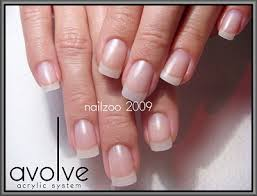natural looking artificial nails nail technician in sydney