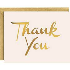 thank you notes thank you note sets paper source
