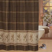 browning buckmark shower curtain jcpenney