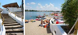 mango restaurant u0026 tiki beach at kosariska lakes