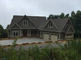 craftsman home plan craftsman home plans best of this craftsman blend hillside walkout