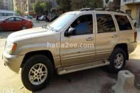 2000 gold jeep grand cherokee grand cherokee jeep 2000 giza gold 1770117 car for sale hatla2ee