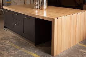 walnut butcher block countertops wood countertop butcherblock custom countertops for a kitchen island