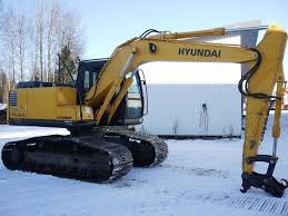hyundai robex 140 lcm 7a year 2008 crawler excavators id
