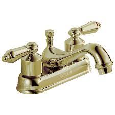 Peerless Kitchen Faucet Parts P99673 Pb L Two Handle Centerset Bath Faucet