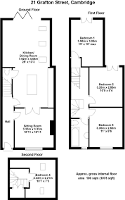 terraced house loft conversion floor plan small bathroom at the front side return extension pinterest