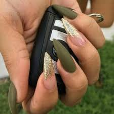 you need to see these weed laced manicures up close nail art
