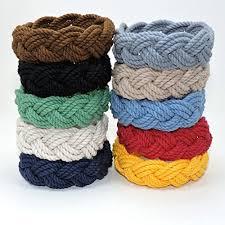 nautical colors amazon com original mystic sailor knot bracelet nautical colors