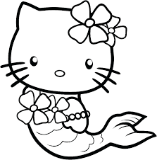 cat coloring pages images kitty cat coloring page denvermetro info