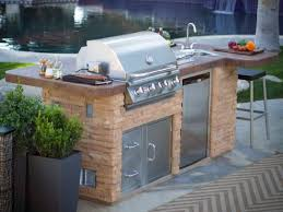 How To Build An Kitchen Island Outdoor Kitchen Wonderful How To Build An Outdoor Kitchen