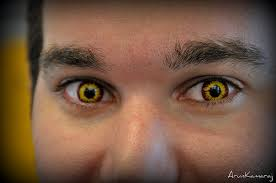 are decorative contacts safe