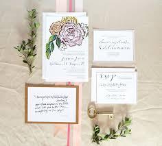 Wedding Invitations Atlanta Courtney Khail Watercolors Invitations Atlanta Ga Weddingwire