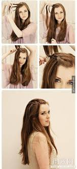 tutorial kepang rambut frozen 19 best tutorial rambut images on pinterest hair makeup make up