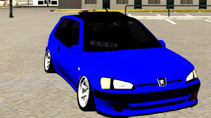 peugeot gti 1980 521 peugeot 106 gti f tuning new vehicle gta san andreas