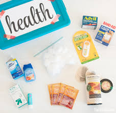 healthy care packages college care package the chic site