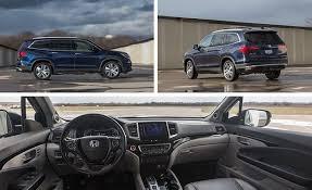 honda pilot 7 passenger 2016 honda pilot term test wrap up review car and driver