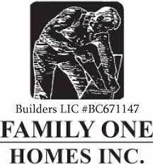 one homes quality and craftsmanship from our family to yours family one homes