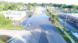 Illinois Road Conditions Map by Flooding In Gurnee