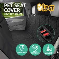 ipet pet car back seat cover cat dog hammock protector mat blanket