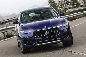 2016 Maserati Levante Review Can Maserati Really Make An Suv