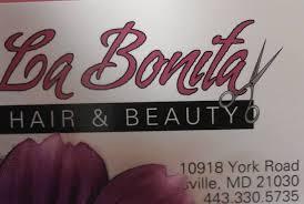 la bonita hair u0026 beauty hunt valley home facebook