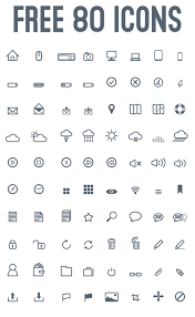 1000 free outline stroke icons for designers icons graphic