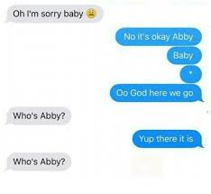 Abby Meme - oh i m sorry baby who s abby who s abby no it s okay abby baby oo
