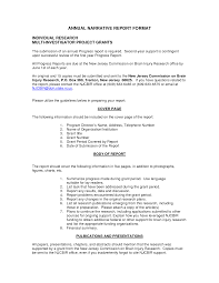 grant report template best photos of narrative justification report sle form sle