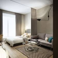 Top  Best Small Studio Ideas On Pinterest Studio Apartment - Small apartment interior design pictures