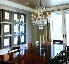 Dining Room Chandelier Size Dining Room Chandelier Height Ipbworks