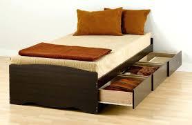 Walmart Bed Frame With Storage Mesmerizing Walmart Platform Bed Bed Frames Def Platform