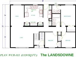 1000 sq ft floor plans small house plans 1000 sq ft intended for
