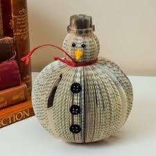 Christmas Book Ornaments - best 25 folded book art ideas on pinterest book art book