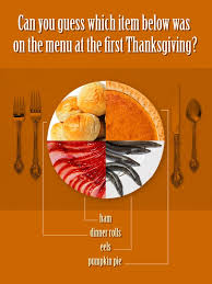 thanksgiving facts to this