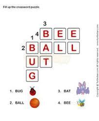 efl esl worksheets preschool worksheets alphabet crossword