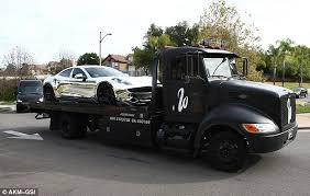 justin bieber new car 2014 justin bieber s bowl weekend to rocky start as car is