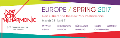 Colors Of Spring 2017 Alan Gilbert And The New York Philharmonic Are Europe Bound