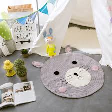 Bear Rug For Kids by Online Get Cheap Round Knit Rug Aliexpress Com Alibaba Group