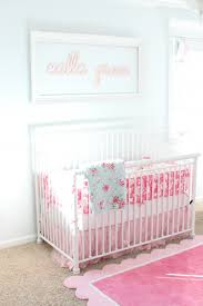 Round Pink Rug For Nursery Bedroom Attractive Decorated And Picture Near Round Window Above