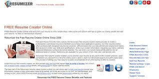 Simple Online Resume Best Professional Online Resume Builders Css Author