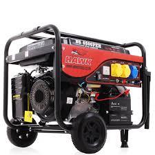 8 2kva 6 5kw 6500w 110v 230v 15hp petrol portable industrial