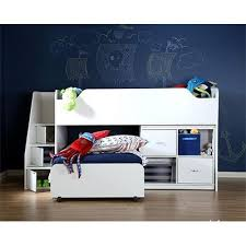 Mobby South Shore Twin Loft Bed With Trundle  Storage RC Willey - South shore bunk bed