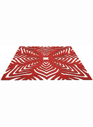 Tapis Conforama Rouge by
