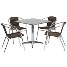 Cafe Style Dining Chairs Lunchroom And Breakroom Cafe U0026 Bistro Tables