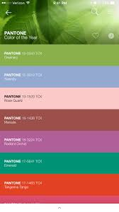 2017 pantone view home interiors palettes useful tips on how to use pantone u0027s new mobile color app for