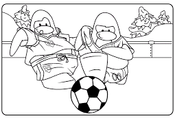 boy playing soccer colouring pages 3 coloring