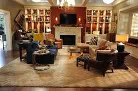 Living Room Decorating Styles Nostalgic Classic Modern Family - Modern family living room
