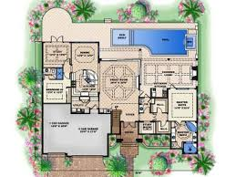 mediterranean home floor plans plan 037h 0193 great house design