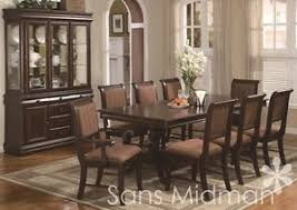 dining room table for 8 10 10 piece bordeaux formal dining room table 8 chairs buffet w china