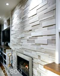 cool stacked stone veneer fireplace suzannawinter com